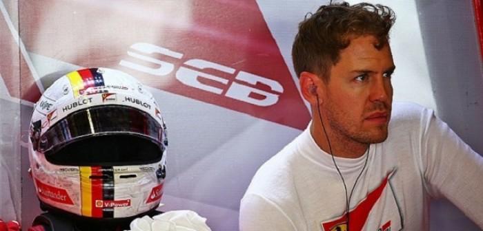 """Vettel spinge la Ferrari: """"Non arriveremo secondi, e Hamilton non è il mio più grande rivale..."""""""