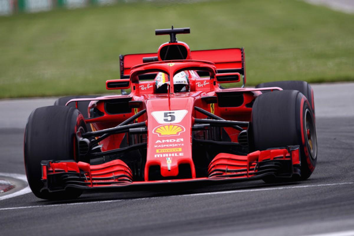Las 50 victorias de Vettel en F1