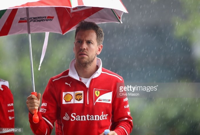 Sebastian Vettel escapes further punishment for Baku incident