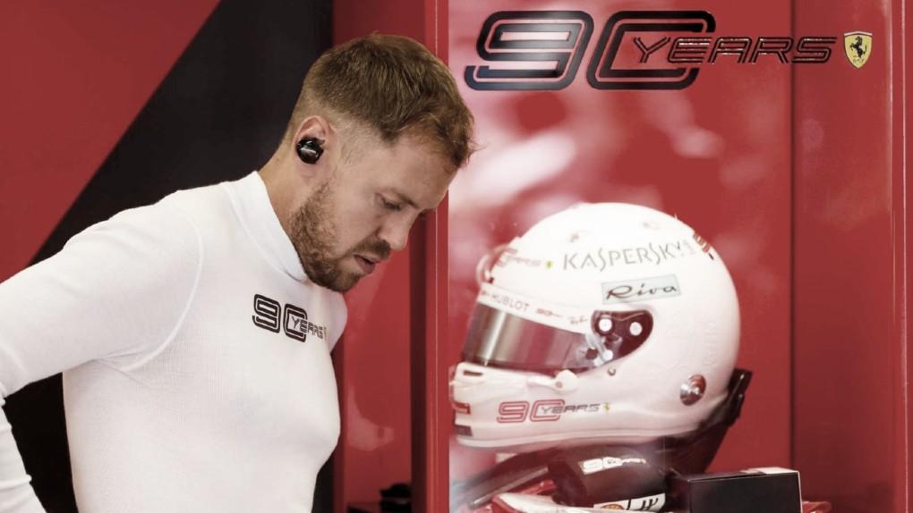 Fim de semana negativo na Hungria faz Vettel focar em 'lições de casa' para as férias