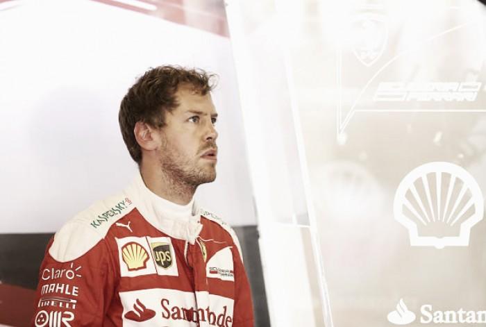"Sebastian Vettel: ""Esperamos tener una carrera bastante fuerte"""