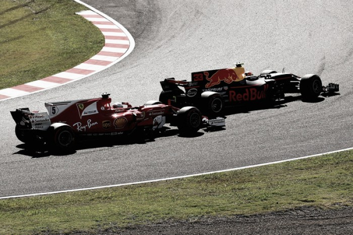 """Verstappen no descarta un futuro en Ferrari: """"Sólo quiero estar en el coche más rápido"""""""