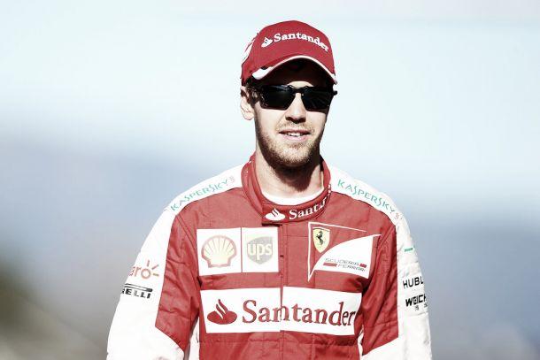 """Sebastian Vettel: """"Tenemos que dar un paso más"""""""