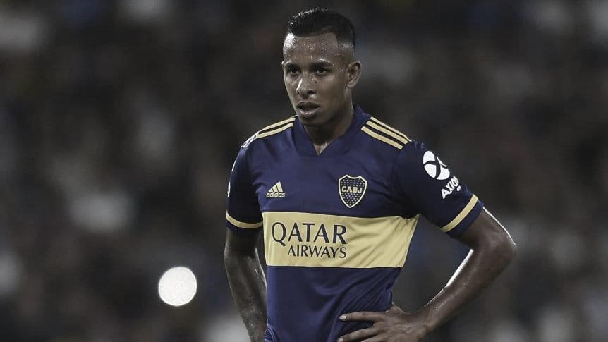 Boca rechazó una oferta por Sebastián Villa