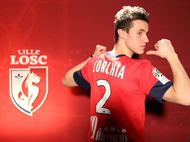 OFFICIEL : Corchia à Lille