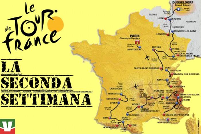 Tour de France 2017, la seconda settimana: ecco i Pirenei