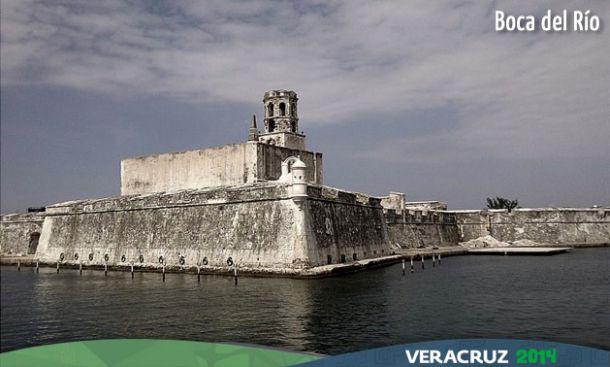 Juegos Centroamericanos 2014: sede Veracruz - Boca del Río