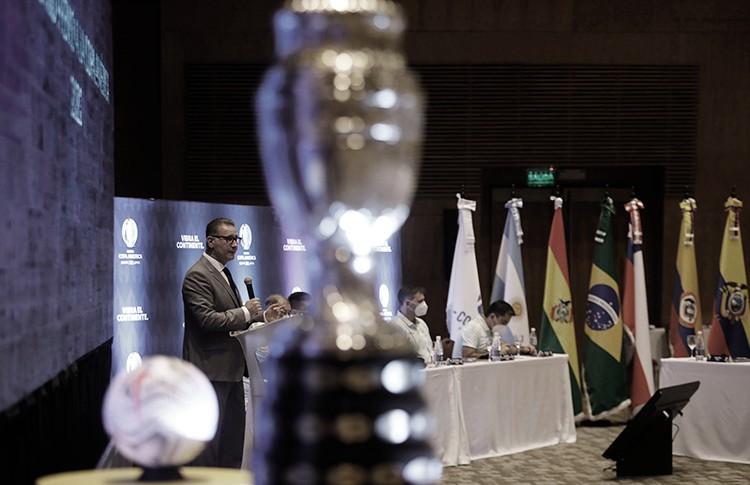 Argentina no será la sede de la Copa América