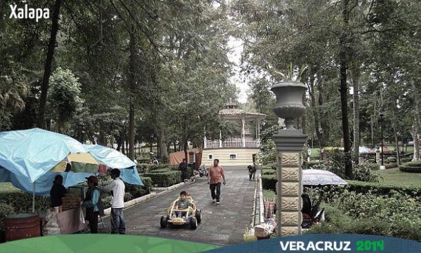 Juegos Centroamericanos 2014: sede Xalapa