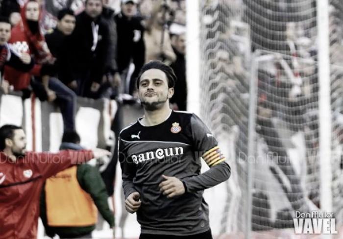 Sergio García no será jugador del Espanyol hasta verano