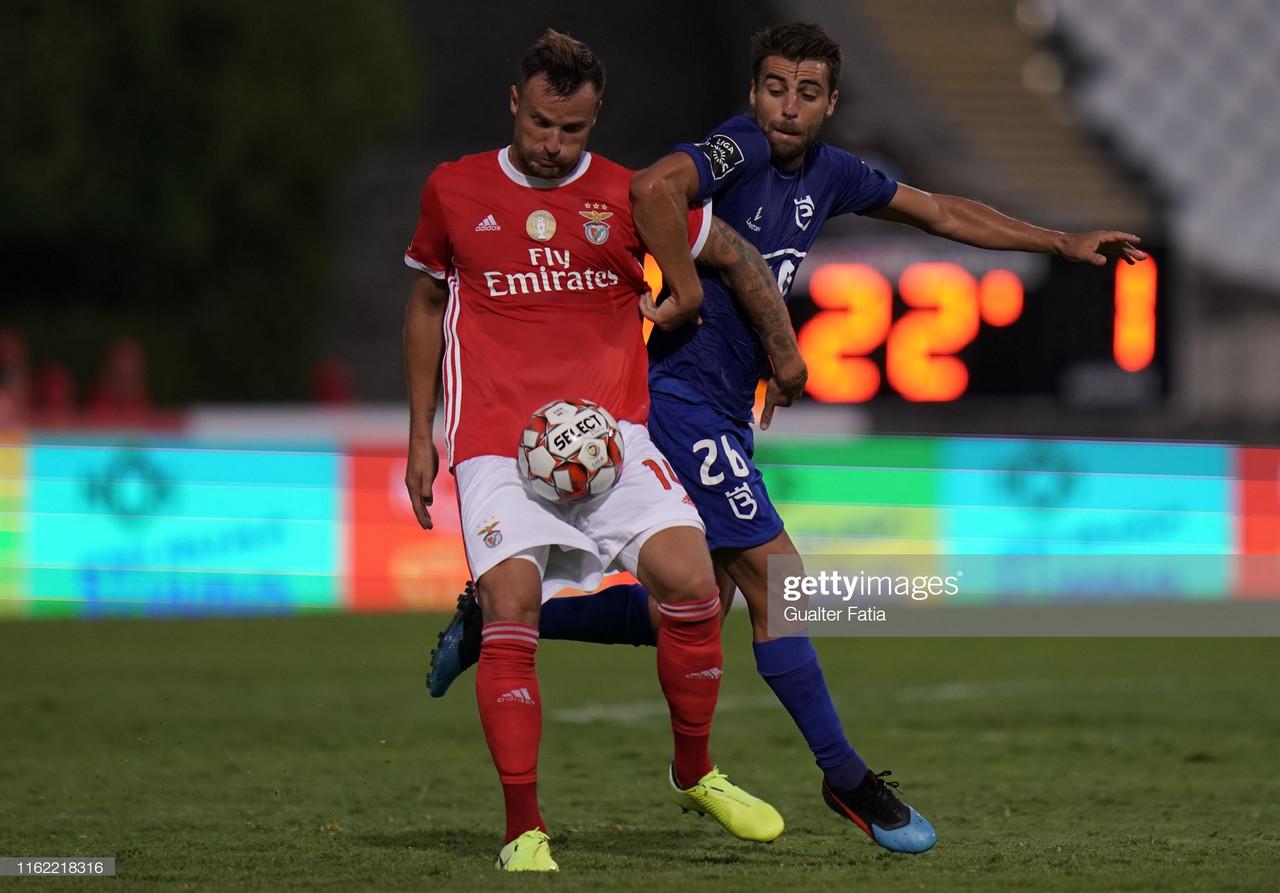 Benfica vence no Jamor
