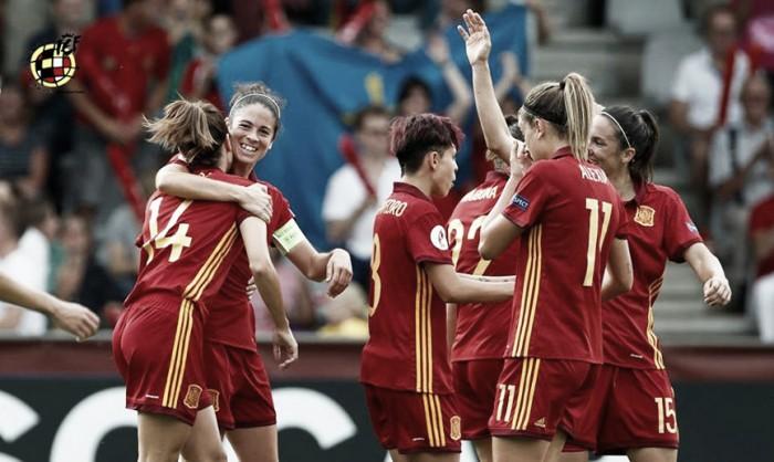 'La Roja' femenina jugará en Murcia su primer partido de 2018