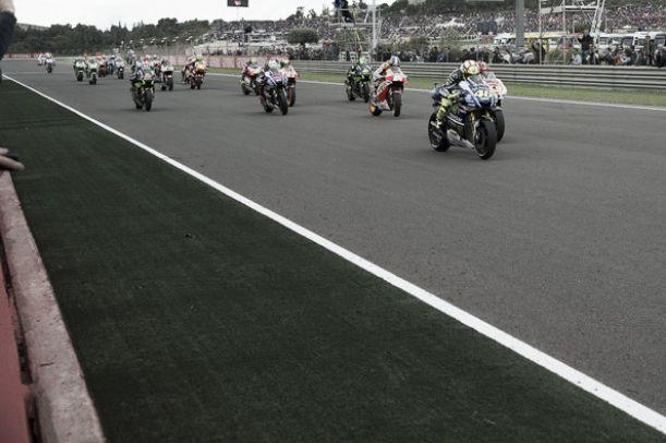 Resultado clasificación de MotoGP del GP de Las Américas 2015