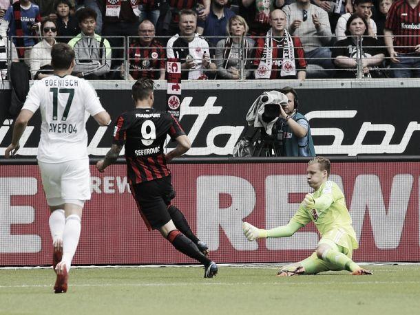 Eintracht Frankfurt 2-1 Bayer Leverkusen: Eagles soar against lacklustre Leverkusen