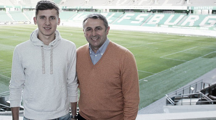 Paul Seguin extends his VfL Wolfsburg stay