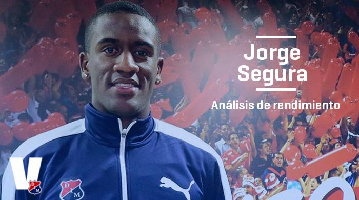 Análisis VAVEL, Independiente Medellín 2018-II: Jorge Segura