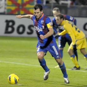 """Juanjo Camacho: """"El Huesca y la afición están por encima de todo y los futbolistas tenemos que responder"""""""