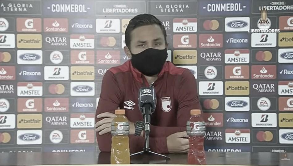 """Luis Manuel Seijas: """"Los errores pasan más por la parte emocional"""""""