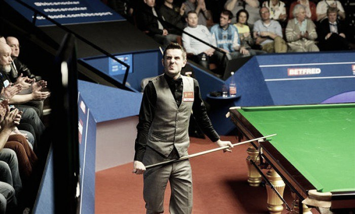 Selby sees off superb Sam in Sheffield