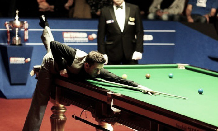Mark Selby crowned Snooker World Champion for 2016