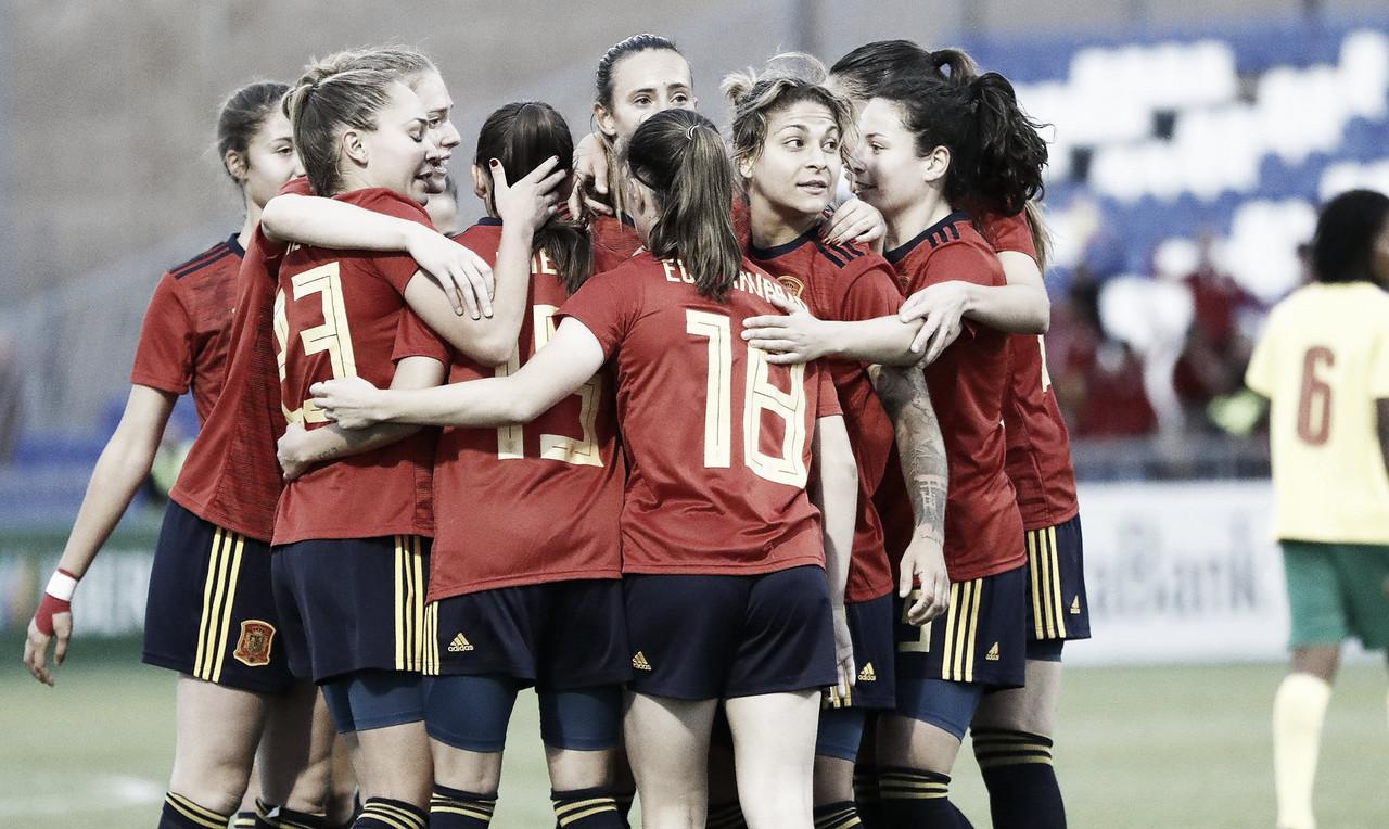 Seis jugadoras debutan con la selección en el amistoso ante Camerún