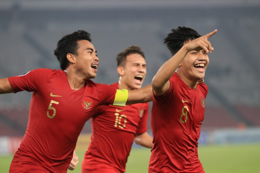 Witan Sulaeman Dedikasikan Dua Gol di Piala AFC Untuk Palu