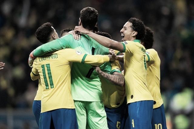 Nos pênaltis, Brasil elimina Paraguai e chega à semifinal da Copa América após 12 anos