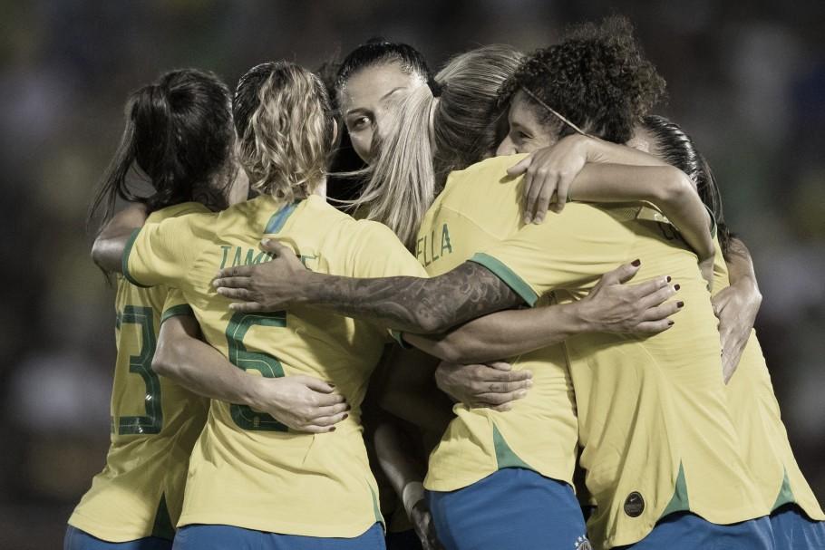 No retorno de Marta, Brasil estreia no Torneio da França contra Holanda