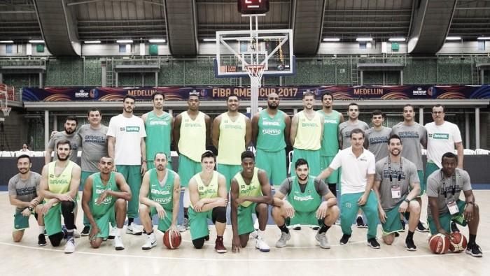 Com péssima campanha na Copa América, Basquete Masculino não garante vaga para o Pan 2019