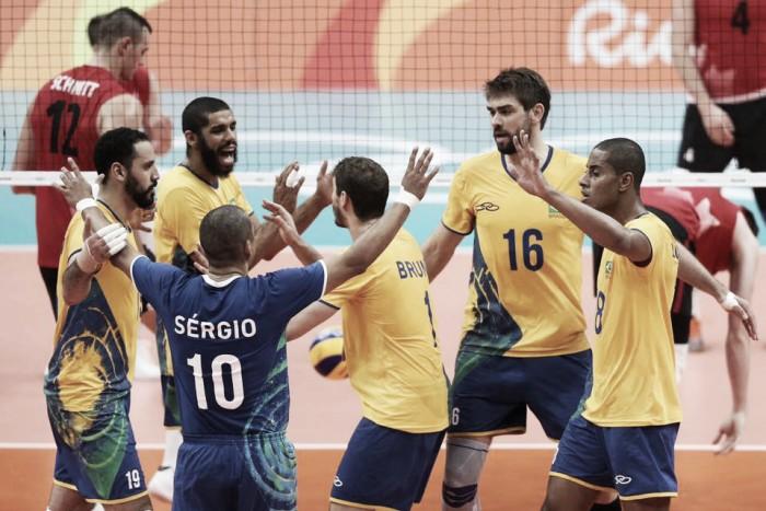 Quatro anos após decisão olímpica, Brasil e Rússia se reencontram na semifinal da Rio 2016