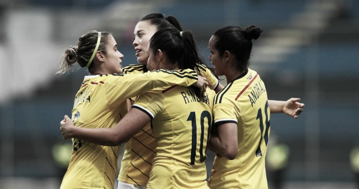 Em alta, seleção feminina da Colômbia brigará por medalha no Rio 2016