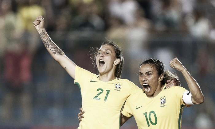 Com força e determinação, Seleção Brasileira feminina buscará primeiro ouro Olímpico