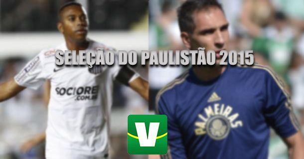 FPF divulga Seleção do Paulistão com domínio de Palmeiras e Santos