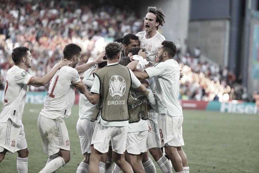 Luis Enrique da a conocer la lista de convocados de la Selección Española de Fútbol