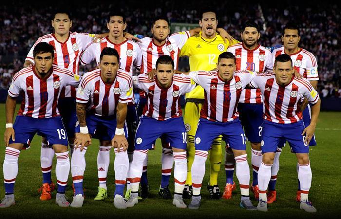 Selección Paraguaya