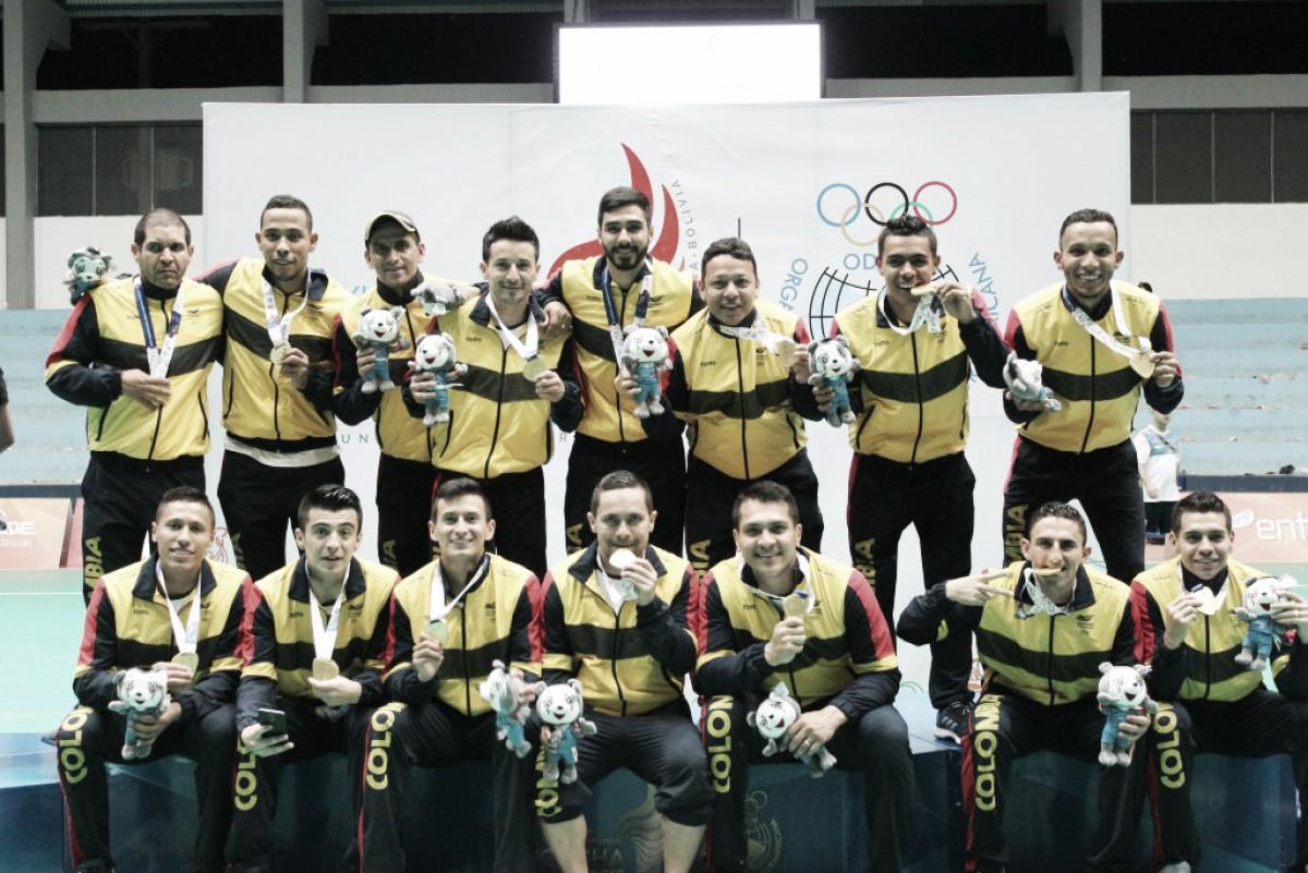 Colombia, campeona en futsal en los Juegos Odesur 2018