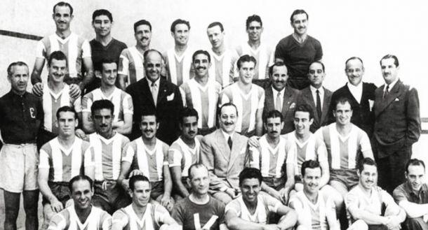 La invicta Selección de 1945