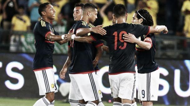 La selección Colombia entre las cinco mejores
