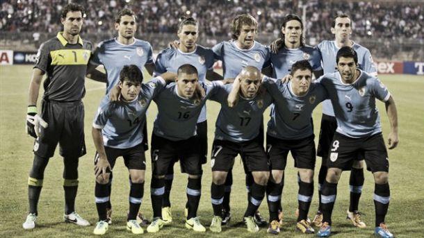 La selección uruguaya sigue firme