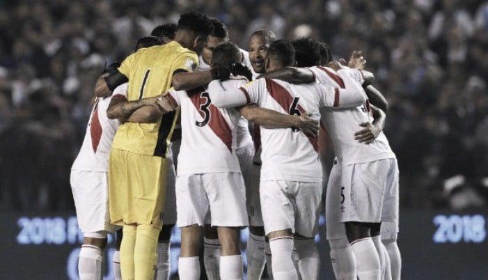 Selección Peruana en el puesto 9 del Ránking Mundial FIFA