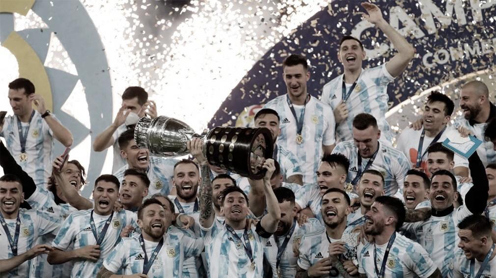El espaldarazo de la Copa América