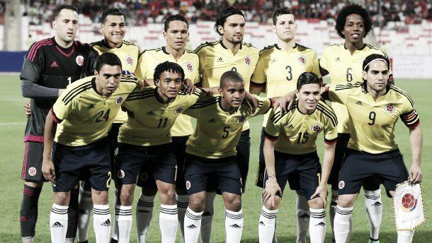 Los diez del fútbol colombiano en la Selección Colombia