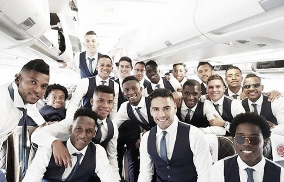 Colombia emprendió su vuelo a la conquista de la Copa del Mundo