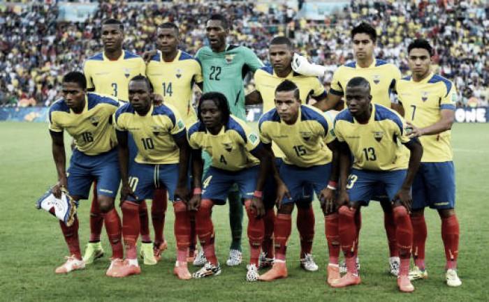 Guía Ecuador Copa América 2016: altas expectativas