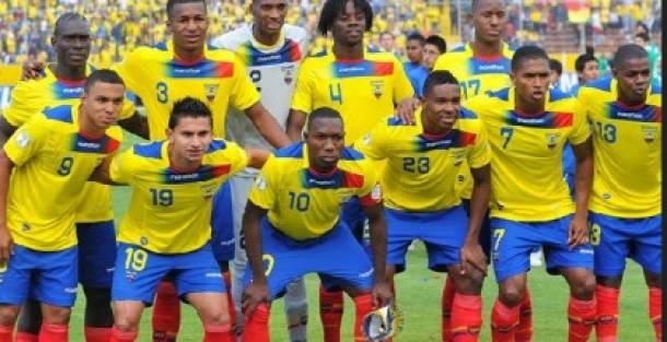 """Convocados de Ecuador para """"Partido del Siglo"""" frente a España"""