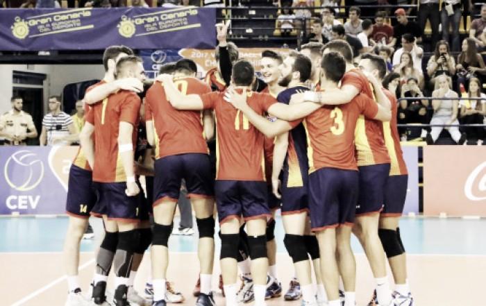 Complicado grupo para España en el Campeonato de Europa 2017