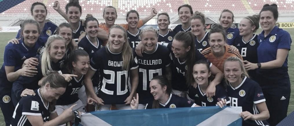 Escocia, el tercer rival de Argentina en el Mundial de Francia 2019