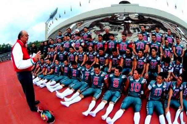 Presentan el primer roster de la Selección Mexicana de Fútbol Americano