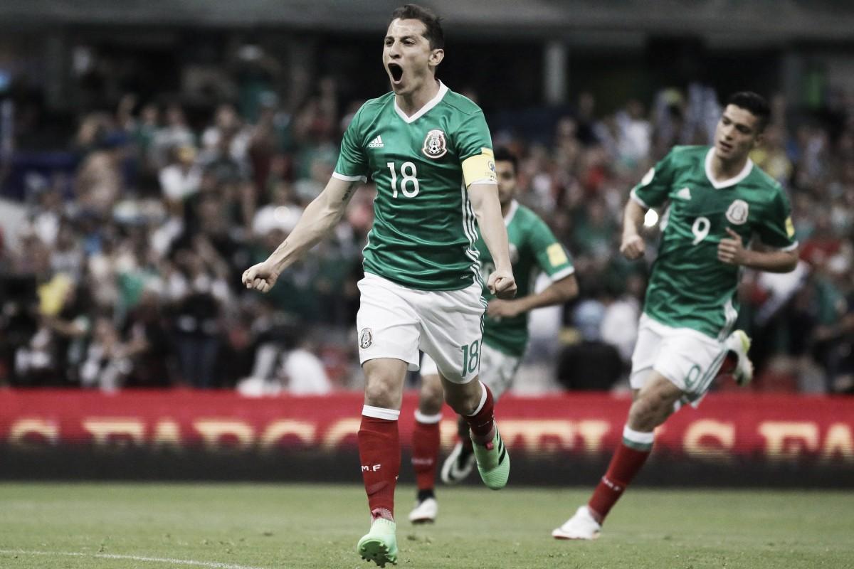 Previa México - Escocia: Por una despedida triunfal