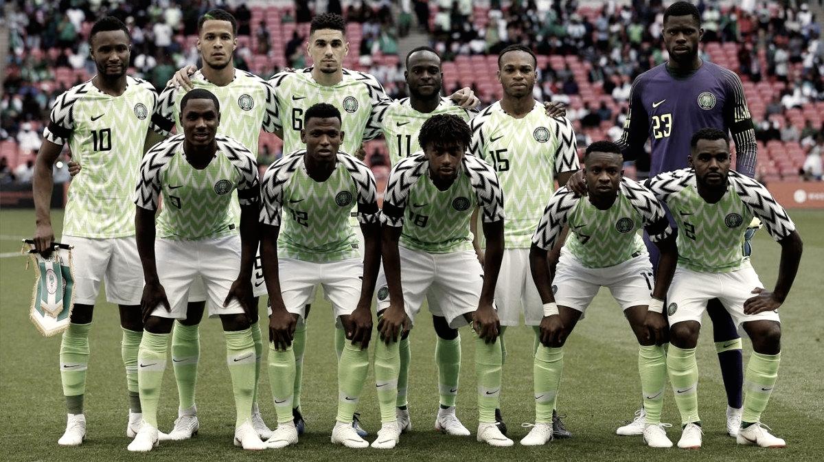 Camino a Rusia de Nigeria 2018: África queda chica